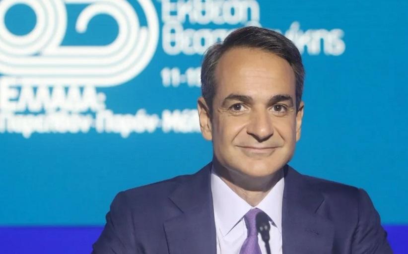 ΔΕΘ Μητσοτάκης: «Όχι» σε πρόωρες εκλογές