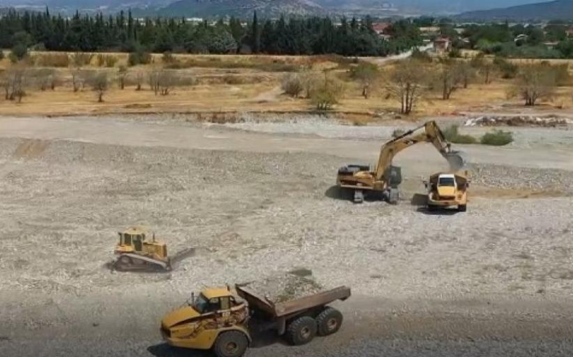 ΔΥΝΑΜΗ ΕΥΘΥΝΗΣ: Ο Δήμος Μετεώρων μπορεί να χάσει χιλιάδες ευρώ από τις αμμοληψίες στον Πηνειό
