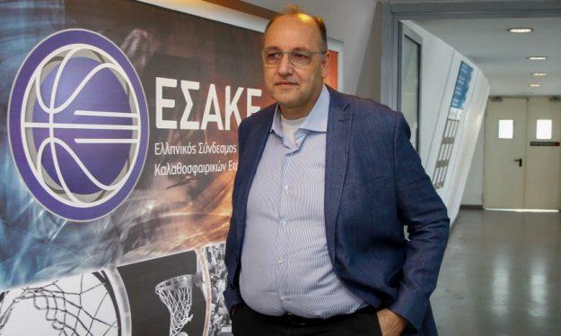 Βαγγέλης Λιόλιος: Ποιος είναι ο άνθρωπος που αναλαμβάνει το ελληνικό μπάσκετ