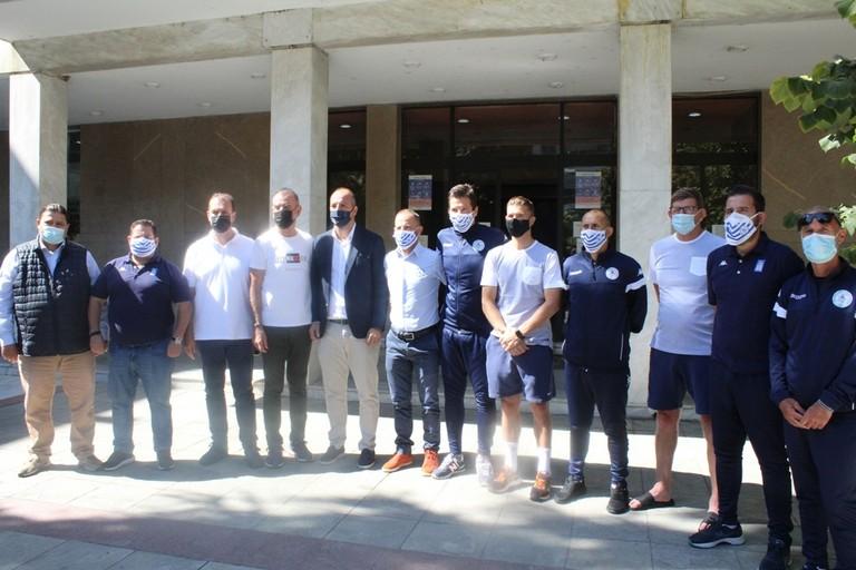 Το Σάββατο στο Αλκαζάρ το κρίσιμο ματς ποδοσφαίρου της Εθνικής Ελλάδας Κωφών με την Εθνική της Μεγάλης Βρετανίας