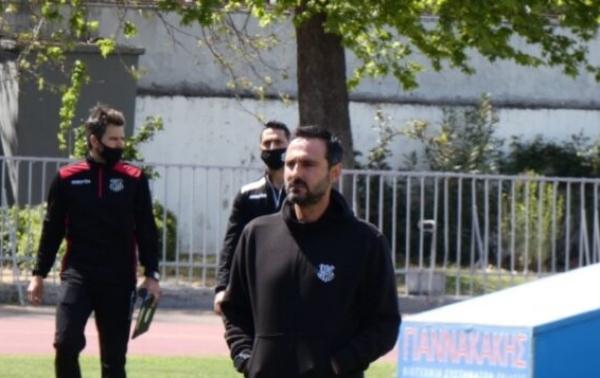 Νέος προπονητής στον ΑΟ Τρίκαλα ο Τίμος Καβακάς