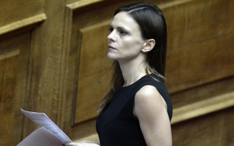 Ε. Αχτσιόγλου: Ο κ. Μητσοτάκης να μην απορεί με την οργή των πολιτών