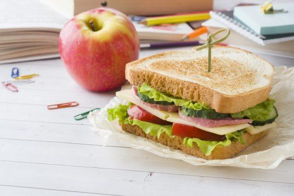 Φαγητό στο σχολείο