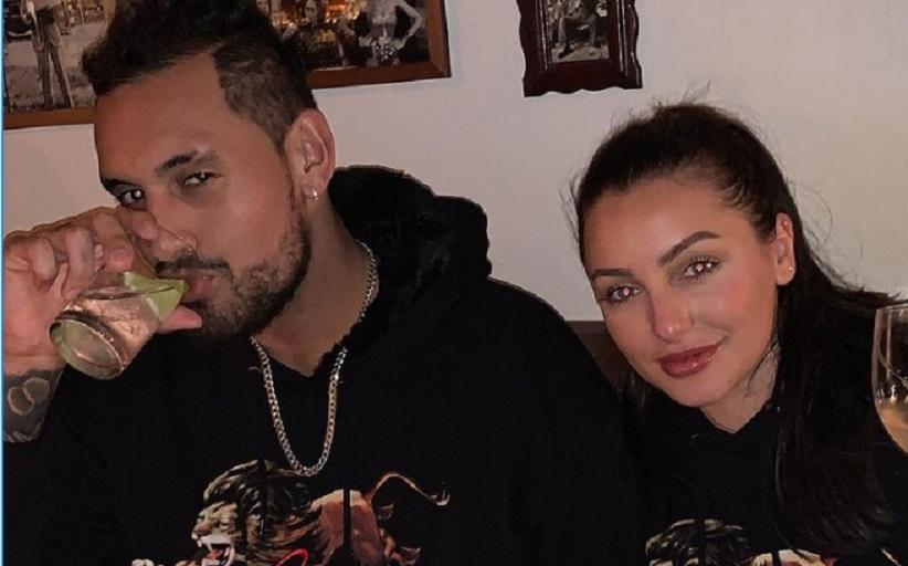 Νικ Κύργιος: Άγριος καυγάς με τη σύντροφό του για απιστία