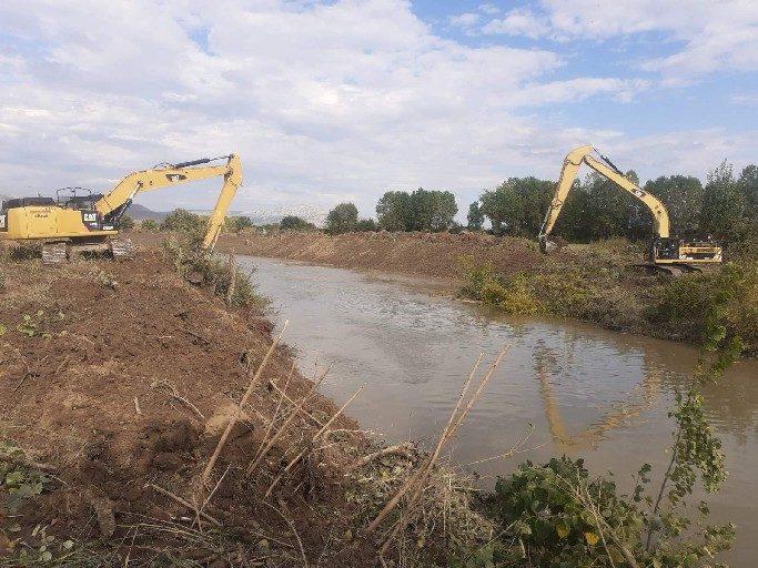 Σε πλήρη εξέλιξη τα έργα αποκατάστασης της Περιφέρειας Θεσσαλίαςστις περιοχές που επλήγησαν από τις βροχοπτώσεις
