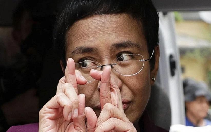 Νόμπελ Ειρήνης: Ποια είναι η Μαρία Ρέσσα που έχει κάνει τον πρόεδρο των Φιλιππίνων να χάσει τον ύπνο του