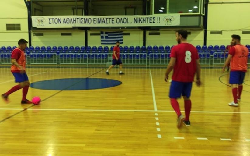 Σέντρα την Κυριακή 17/10 για τον ΑΟΤ Futsal