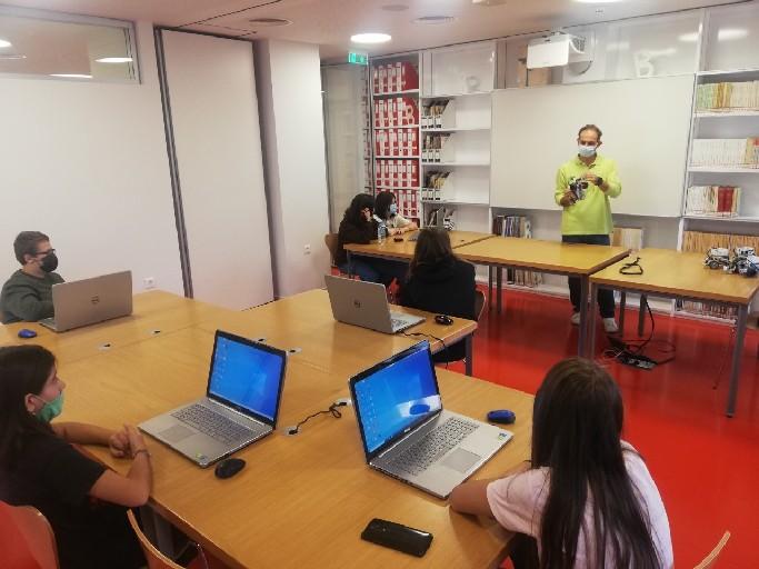 MindstormsEV3: ξεκίνησε το εργαστήριο ρομποτικής για νέους 10-16 ετών
