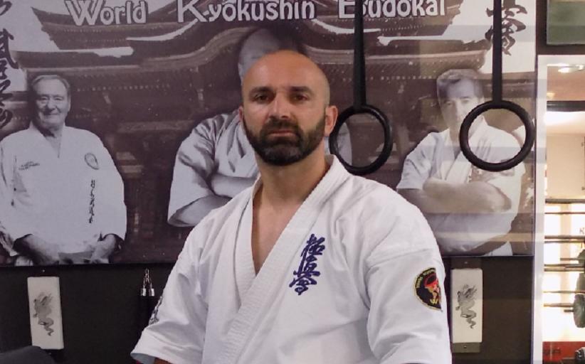 PAPAPOULIOS Budokai Fighters - SHIHAN ΠΑΠΑΠΟΥΛΙΟΣ ΙΩΑΝΝΗΣ - 5 DAN