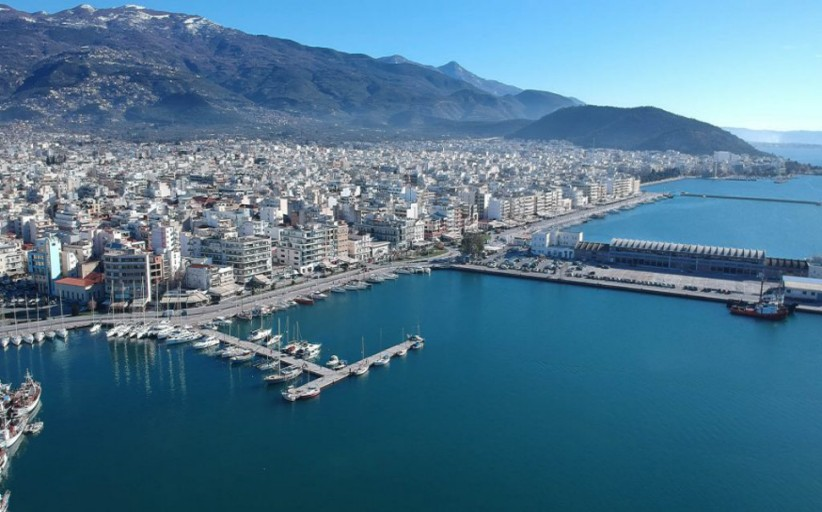 """Βασικός υποστηρικτής του """"Yachting Volos"""" το Επιμελητήριο Μαγνησίας"""