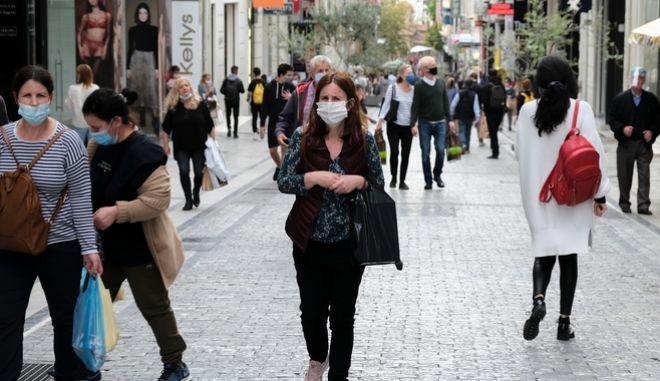 Κορονοϊός: 2125 νέα κρούσματα σήμερα στην Ελλάδα - 36 νεκροί και 342 διασωληνωμένοι