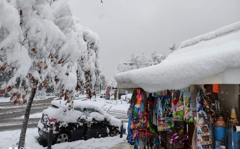 Χιονοπτώσεις στην Ευρώπη τον φετινό Χειμώνα: Tι βλέπουν τα μοντέλα