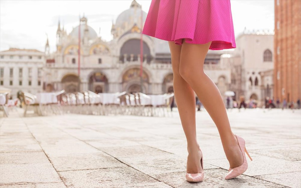 Tα ψηλοτάκουνα παπούτσια έχουν ένα σημαντικό όφελος