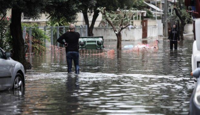 Πλημμυρισμένη Ελλάδα