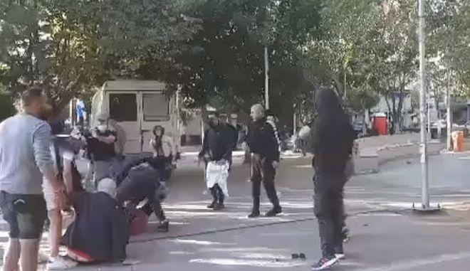 Συνελήφθη ακροδεξιός για την επίθεση στο Νέο Ηράκλειο