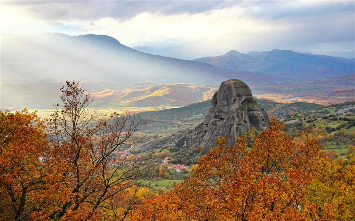 6 μέρη στην Ελλάδα που τους πάει το φθινόπωρο
