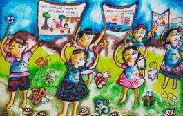 Διαγωνισμός Ζωγραφικής από την ενορία της Διάβας…