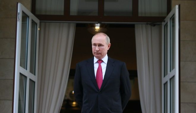 Pandora Papers: Ο Βλάντιμιρ Πούτιν